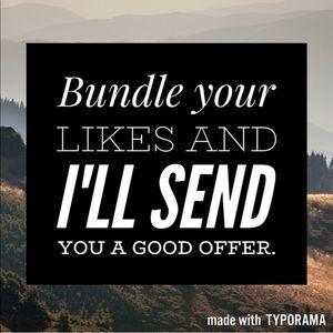 Other - Bundle love ❤️